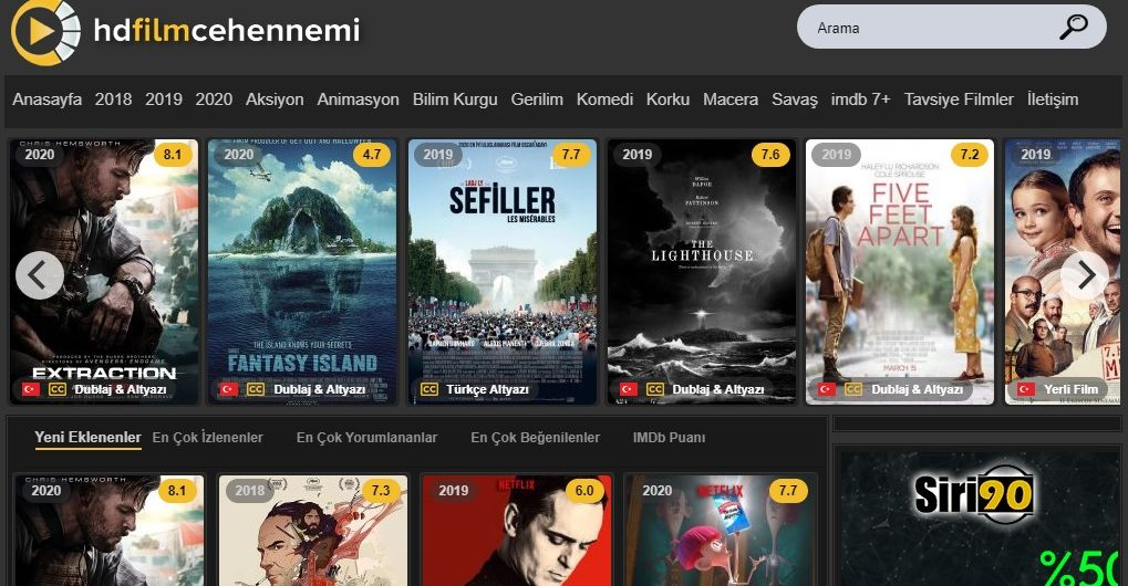 Screenshot 9 kino saytlari
