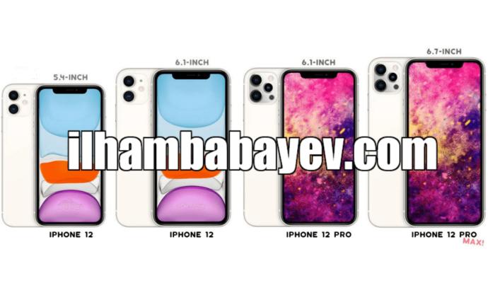 iphone 12 qiymeti novleri